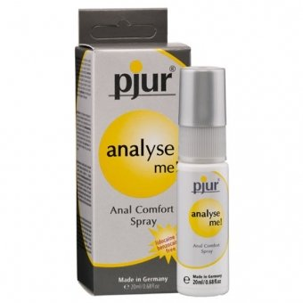 SPRAY ANAL, ANALYSE ME